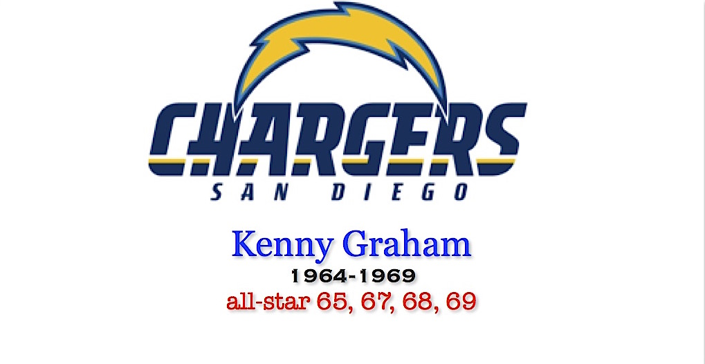 Kenny Graham SD Chargers, San Diego Chargers Safety