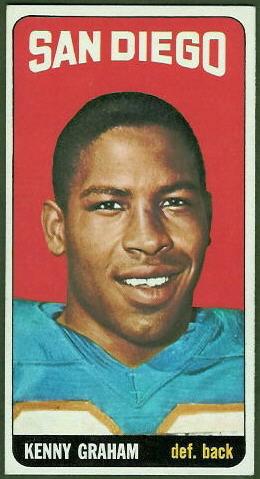 Kenny Graham Football, San Diego Padres