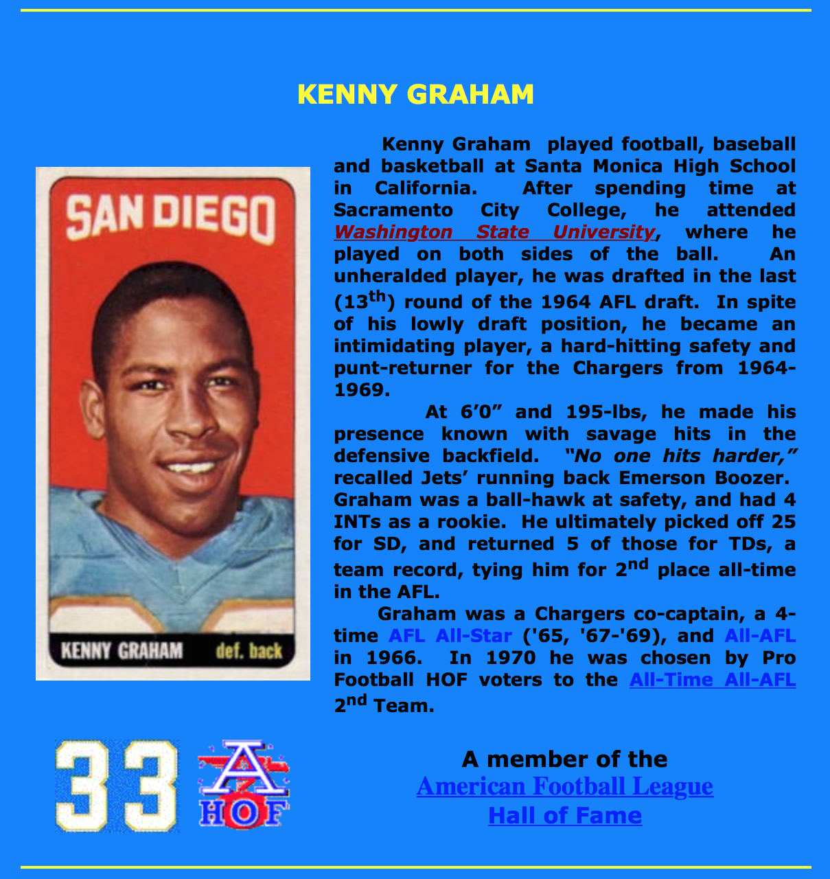 Kenny Graham